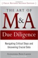 The Art of M&A book cover